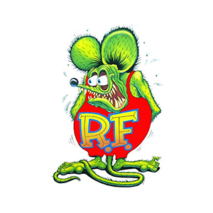Moon / Rat Fink